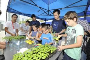 Asia Society Family Environment Day / Summer 2014