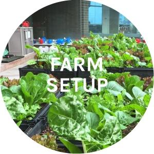 Farm Setup