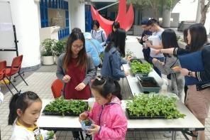 HKUST gardening workshop